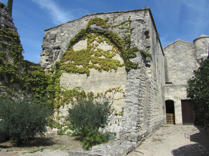 Chartreuse du Val de Bénédiction1